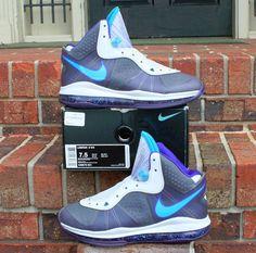 newest c5ad6 61d2b Nike Lebron 8 VIII