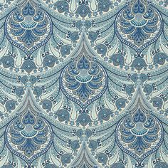 """Tommy Bahama Outdoor Crescent Beach Riptide 54"""" Fabric - Sailrite"""