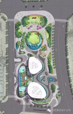 【DELD设计】珠海华策国际大厦景观设计...