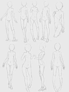 New Drawing Body Poses Anime Sketch 17 Ideas Anime Poses Reference, Anatomy Reference, Body Reference Drawing, Character Reference, Female Pose Reference, Drawing Body Poses, Drawing Tips, Drawing Ideas, Anime Drawing Tutorials