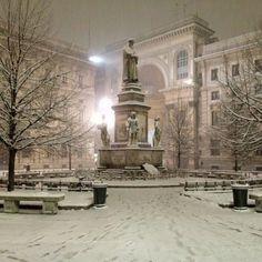 Piazza della Scala, #Milano