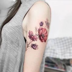 Image result for botanical tattoos