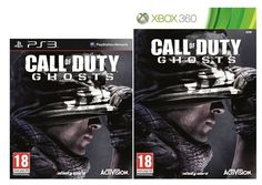 Online retailers have accidentally revealed the box art and release date information for the next title in Activision's definitive military shooter franchise, Call of Duty. #CoD: #Ghosts is expected to release on Nov. 5, 2013 for Xbox 360 and PlayStation 3.