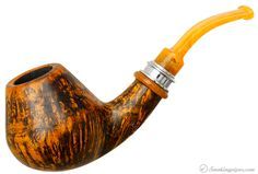 Neerup Classic Smooth Bent Brandy (2) Pipes at Smoking Pipes .com
