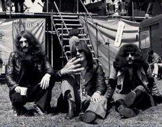 Bill Ward, Ozzy Osbourne & Tony Iommi | Black Sabbath