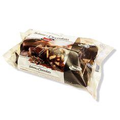 Dolce di cioccolato a base di biscotti secchi, cioccolato al latte ,cacao amaro e rum.