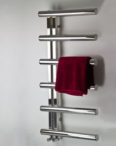 Stainless Steel Heated Towel Rails & Towel Warmer