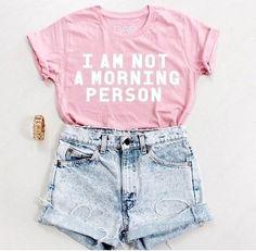 I'm not!