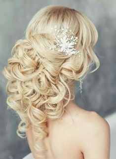 Bridal Hairstyles Inspiration : Wedding