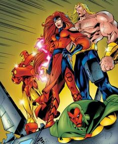 Young Avengers, New Avengers, Avengers Comics, Marvel Heroes, Marvel Women, Comic Book Artists, Comic Artist, Comic Books Art, Marvel Comic Character