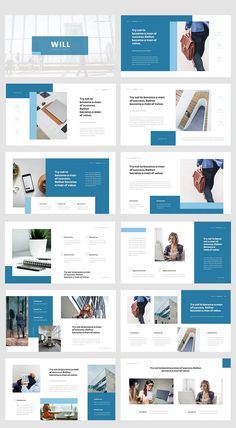 Will - Insurance Protection Powerpoint Template - Design Template Place Template Brochure, Powerpoint Design Templates, Professional Powerpoint Templates, Modern Powerpoint Design, Design Presentation, Business Presentation, Presentation Boards, Architectural Presentation, Architectural Models