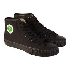 8206e3608bf One of our must haves- PF Flyers Archival Black Mens Lace Up Sneakers Pf  Flyers