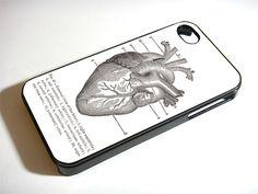 Anatomical Heart Design.