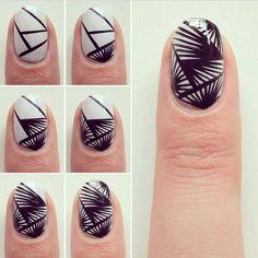 《Nail art tutorial》☆☆☆