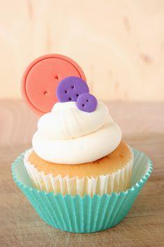 Beginning Guest Tutorial: Sweet Lavender Bake Shoppe   Cute as a Button Decorations!