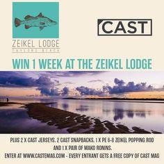 Cast x Zeikel Lodge