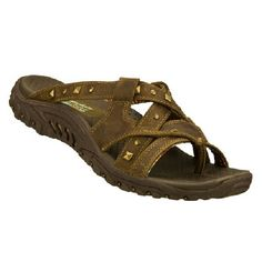 2cd008499897 Skechers Women s Rockin  Soundstage Sandal I would so wear these almost  year round. Size