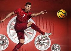 Portugal 2014 World Cup Nike Home Kit