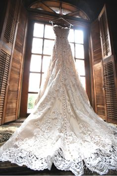 How stunning is this dress  Forever Amour Bridal (212) 486- 2900 www.ForeverAmourBridal.com New York, New York 10022