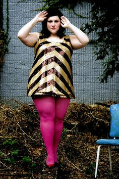 Beth Ditto always looks incredible. She just glows