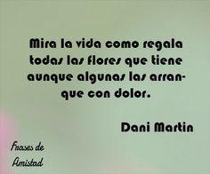 Frases de canciones de dani martin de Dani Martin