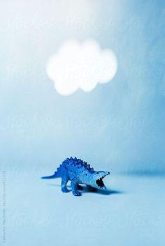 Feeling Blue by CatMacBride | Stocksy United