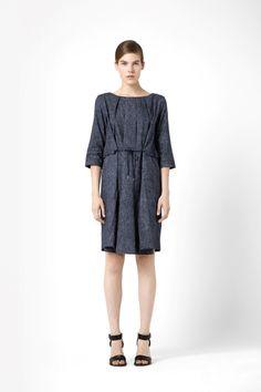 Linen dress COS