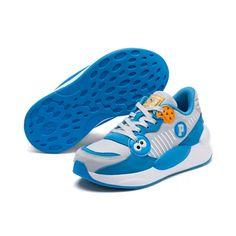 Puma SESAME STR 50 BADGE Sneaker low grey dawnhigh risk