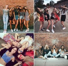Memories ✌🏻 Friend Group Pictures, Sister Pictures, Friend Photos, Girl Pictures, Girl Photos, Best Photo Poses, Picture Poses, Sister Poses, Best Friend Goals