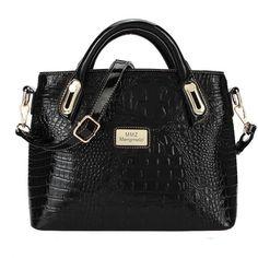 PURSE · hot designer women handbags famous brands high quality leather bag  crocodile women shoulder bags tote messenger d82c5c37f4c41