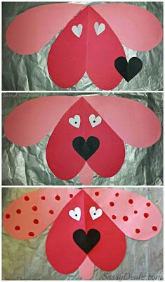 23 Easy Valentine's Day Crafts That Require No Special . - Valentines Day Ideas - 23 Easy Valentine's Day Crafts That Require No Special . 23 Easy Valentine's Day Crafts That Require No Special . no cost valentine's day ideas for boyfriend - Valentine's Day Crafts For Kids, Valentine Crafts For Kids, Daycare Crafts, Valentines For Kids, Preschool Crafts, Valentine Ideas, Homemade Valentines, Holiday Crafts, Dog Crafts