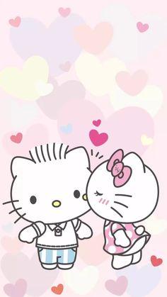 Hello Kitty Iphone Wallpaper, Hello Kitty Backgrounds, Sanrio Wallpaper, Kawaii Wallpaper, Hello Kitty Gifts, Hello Kitty Pictures, Kitty Images, Hello Kitty Clipart, Sanrio Hello Kitty