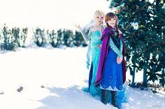Frozen #cosplay