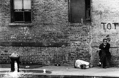 Leland Bobbé - Run down: The men of the Bower were largely neglected until the 1990s when the city began to clean up its homeless problems and workers made an effort to get them into shelters
