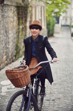 Schwinn street style in butte aux cailles neighborhood, Paris