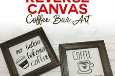How to make reverse canvas projects: Coffee Bar Art Craft Room Tables, Ikea Craft Room, Craft Room Storage, Craft Organization, Organizing Ideas, Money Making Crafts, Crafts To Make, Easy Paper Flowers, Rainbow Card