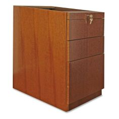 """Lorell : Box/Box/File Pedestal,15-3/4""""x22""""x27-1/2"""",Cherry -:- Sold as 2 Packs of - 1 - / - Total of 2 Each by Lorell. $731.90. Lorell : Box/Box/File Pedestal,15-3/4""""x22""""x27-1/2"""",Cherry  88000 Series Fluted Edge Veneer Furniture features hardwood veneers on all exposed surfaces, book matched to produce a uniform grain pattern. All surfaces are varnished for maximum durability. Drawer fronts are vertical grain matched. Grommets are standard on all work surfaces. Des..."""