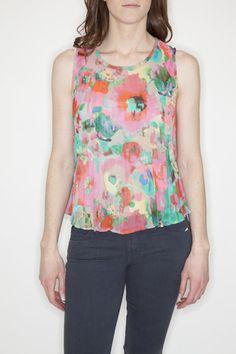 www.socko.ca Helaine Ruffle Top