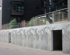 Helsingin Tervapääskynen, Finland 2011 (housing). Architect: Arkkitehtitoimisto Helamaa ja Pulkkinen Oy, prefabrication: Parma Oy Forssan tehdas.