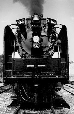 Union Pacific Steam Engine #844.
