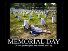 Our soldiers and their families. Not just on Memorial day, but everyday!