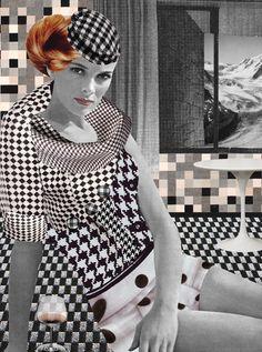 © Kathrin Kuhn |Collage | Arte a un Click | A1CArtes