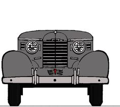 Sample Of Idea Using Car Drawingfront View