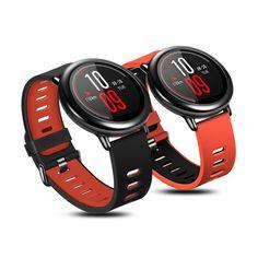 Original Xiaomi Huami Amazfit Heart Rate GPS Smart Watch - International Version #XiaomiHuami