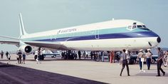 Eastern's Short-lived Stretch Eights - Yesterday's Airlines