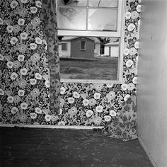 © John Divola - Forced Entry, Site 13, Interior View B (1975)