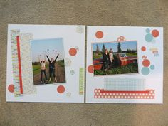 Scrapbooking with Gwen: Zoe and National Stamping Month! #ctmhzoe