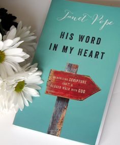Book Review - Janet Pope teaches how to hide His Word in My Heart