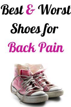 Back pain can start at your feet — specifically with the shoes you're wearing. Find out about the link between back pain and footwear. lower back pain disc Upper Back Pain, Low Back Pain, Spinal Cord Stimulator, K Tape, Degenerative Disc Disease, Best Walking Shoes, Leg Pain, Back Pain Relief, Yoga