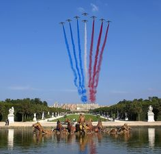 Versailles, 14th july